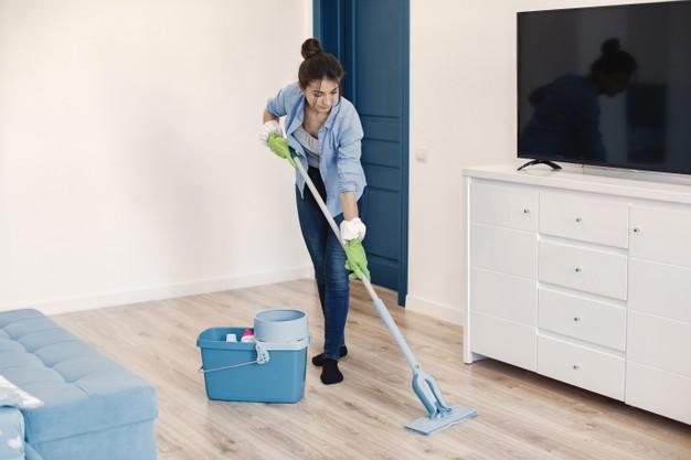 Felújítás utáni takarítás - tippek, hogyan menjen könnyebben!